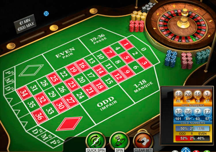 French Roulette online simulator and free Roulette games in Australian online casinos - Casino Roulette Free Online Games