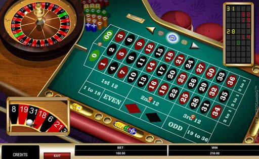 How to play the online roulette game with the more exciting slots